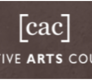 Student Creative Arts Council Logo.